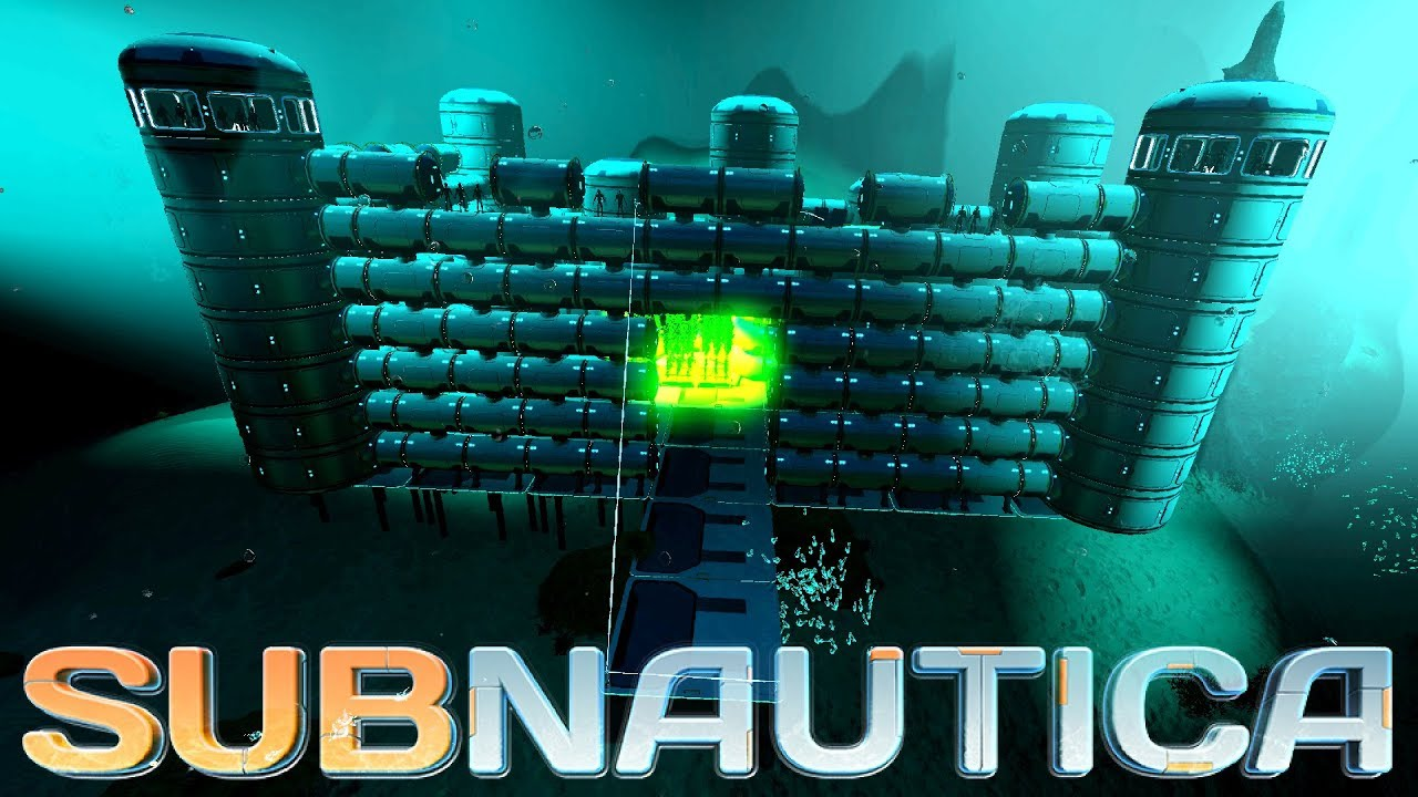 Subnautica Did This Underwater Fortress Protect Them Igparadise