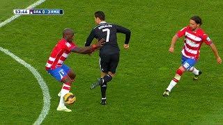 Ronaldo's Backheel Passes are Ridiculous!