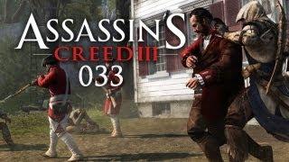 Let's Play Assassin's Creed 3 #033 - Das Templer Attentat [Deutsch] [Full-HD]