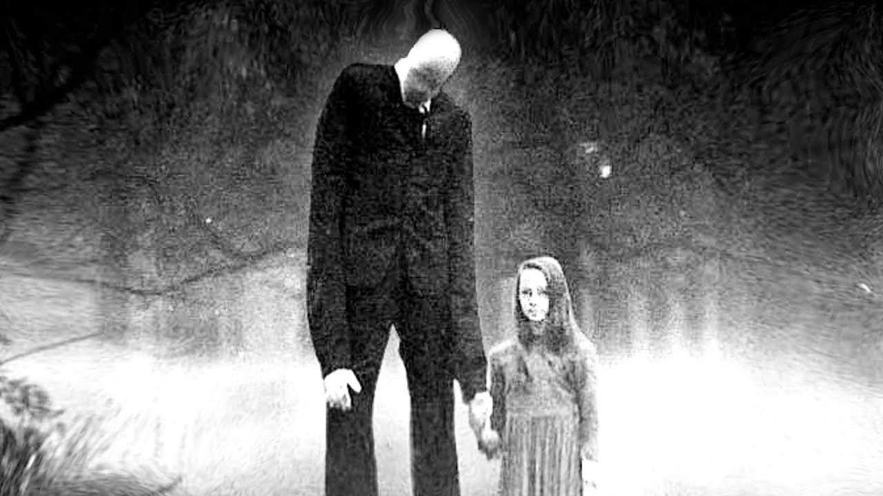 Scary Pictures Of Slender Man - MVlC