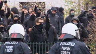 Sachsen kann auch anders: Linker Ausnahmezustand in Leipzig