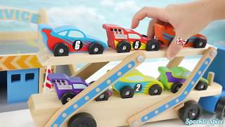 best preschool toys cars with paw patrol stacklable garage to learn colors for toddlers