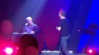 "Rob Thomas - ""I am an Illusion"" - NYC 8-8-15"