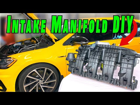 Intake Manifold for VW and Audi 2.0T TSI DIY Replacement ~ Gen 3 EA888