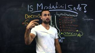 is modafinil safe? biohacking your mind