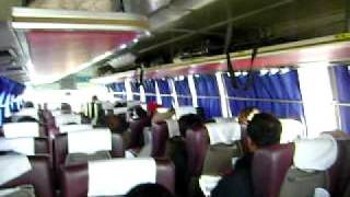 Pakistani Motorway Coach Service DAEWOO.AVI
