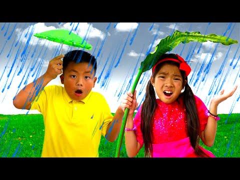 lluvia-lluvia-vete-ya-–-canciones-infantiles|-emma-&-jannie-sing-along-nursery-rhymes-|-musica-niños