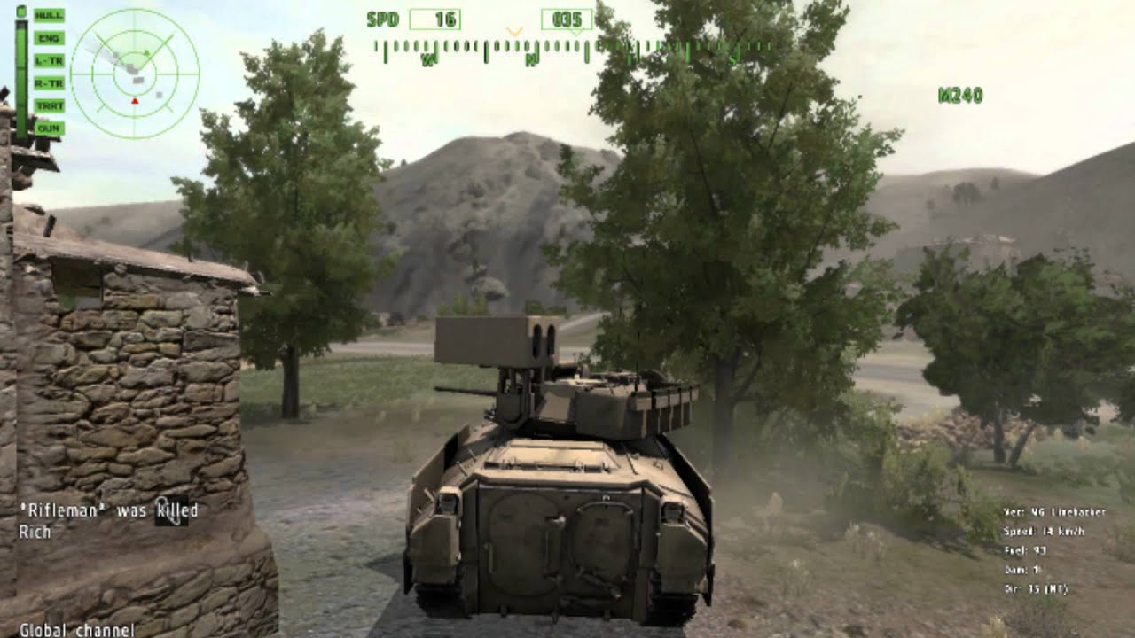 The most realistic war simulator game ever in (HD) Air support and ...