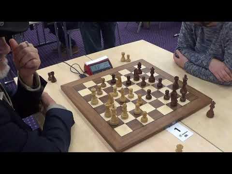 NM Janis Daudzvardis - GM Igor Kovalenko, Blitz chess, Bird opening 1.f4