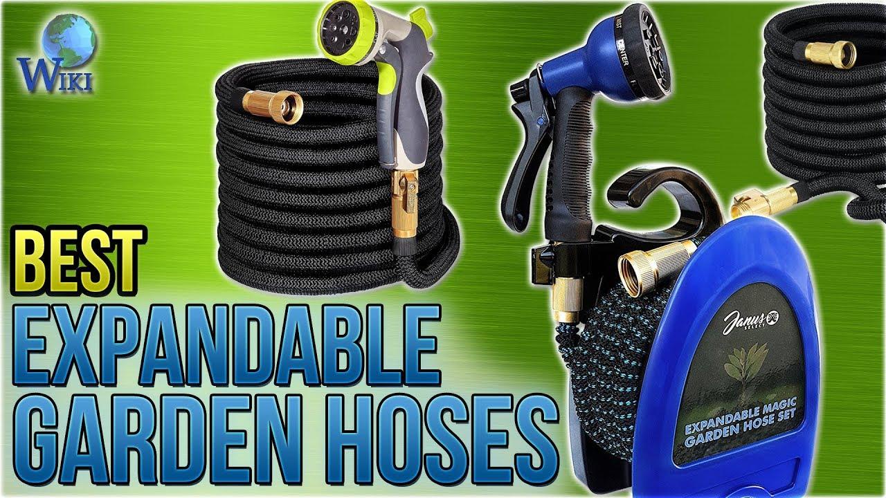 10 best expandable garden hoses 2018 - Best Expandable Garden Hose