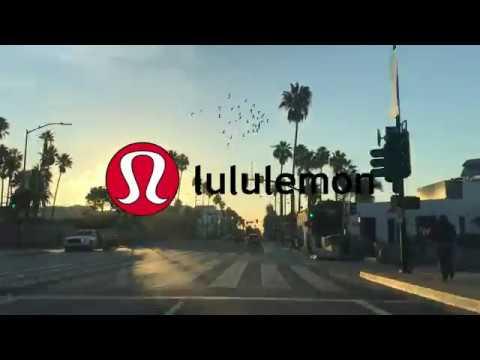 """Rugby Meets Yoga"" || SMRC & Lululemon Santa Monica Experience"