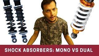 Mono Shock Vs Dual Shock
