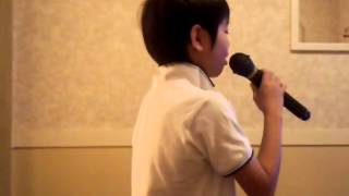 ☆YUI『YOU』-Cover by 11 year old HIRO