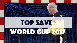 Top Handball Saves of World Championship 2017
