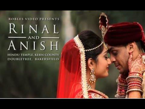 Rinal Patel & Anish Patel - Cinematic Wedding Week Highlights (Hindu)