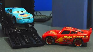 Movie Cars 3 : Cal Weather's Retirement Reenactment - StopMotion