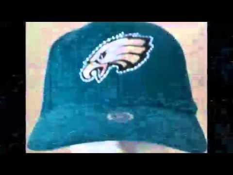 Philadelphia Eagles Fiber Optic Hat