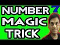 [7] Number Magic Tricks | In Hindi | Awesome trick of number