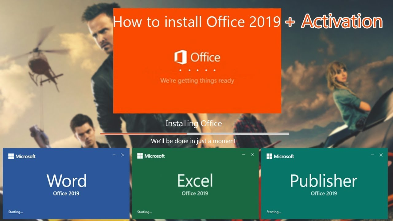 free office 2019