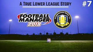 Gainsborough Trinity | Episode 7: PLAYOFFS vs SALFORD CITY! | Football Manager 2018 | FootyManagerTV