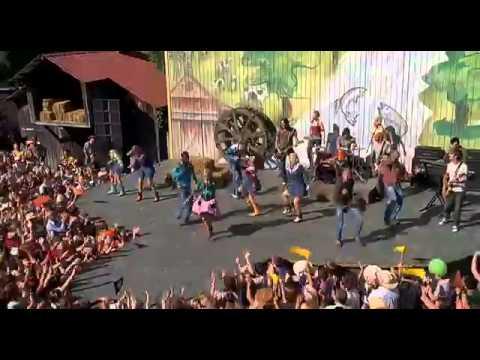 Hannah Montana Miley musik video - Way Back Home