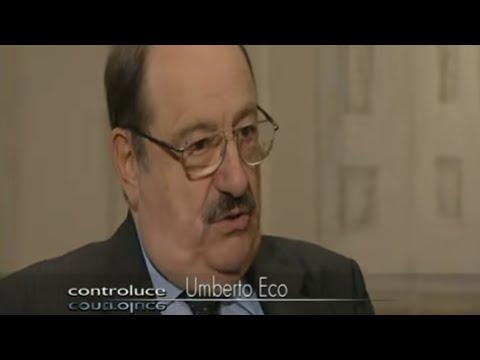 Umberto Eco parla di Alessandro Manzoni, Mike, il Pendolo e la lettura