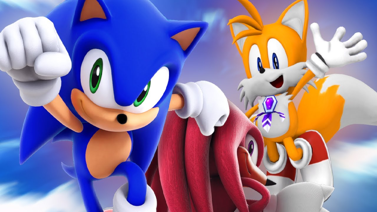 Sonic Heroes: Adventure Edition