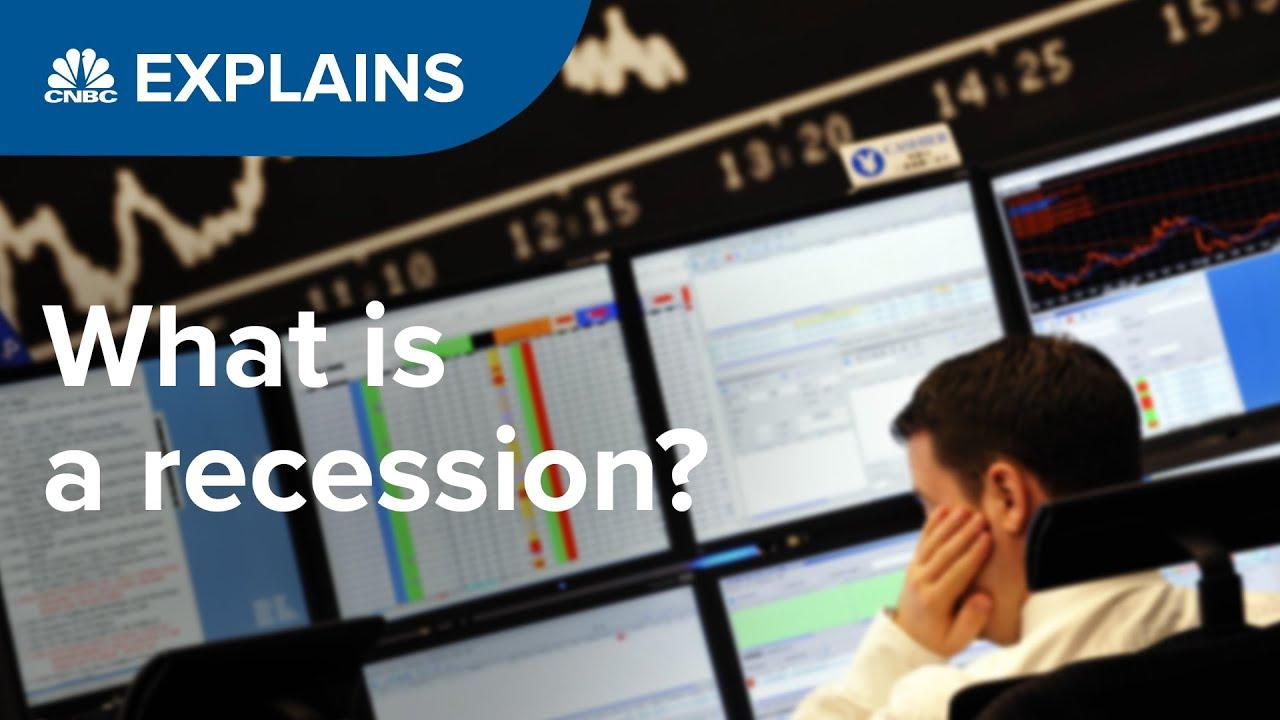 What is a recession? | CNBC Explains
