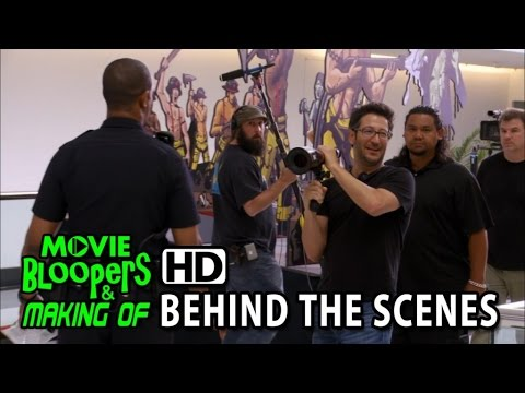 Let's Be Cops (2014) Making of & Behind the Scenes (Part1/3)