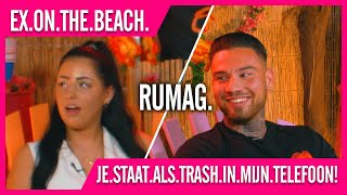 "DANNY: ""DUSTY IS EEN MATENNAAIER!"" 
