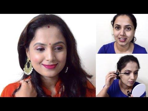 ಸುಂದರವಾಗಿ ಕಾಣಲು ಮೇಕ್ಅಪ್ ಕಲಿಯಿರಿ | Simple Step By Step Makeup Tutorial For Beginners | Learn Makeup