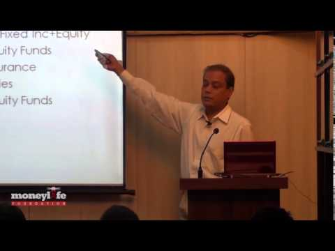 Debashis Basu on Smart Investing for Youngsters, at the Moneylife Foundation