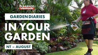 Gardening in August | NT | Bunnings Garden Diary