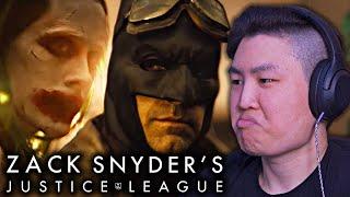 Justice League di Zack Snyder - Trailer ufficiale !! [REAZIONE]