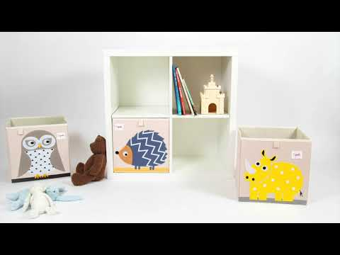 3 Sprouts Storage Boxes - IBX