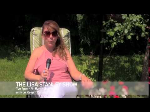 THE LISA STANLEY SHOW on Keep It Country TV (Sky 389, Freeview 87, Freesat 516).