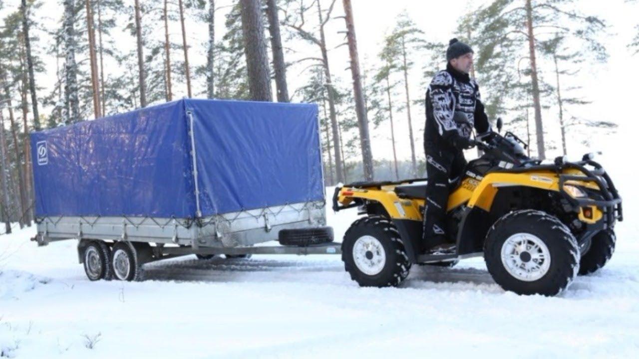 Объявления о продаже прицепов цены на тенты, легковые прицепы и прицепы для лодок бу и новых. Грузопассажирский прицеп вьюга для снегохода.