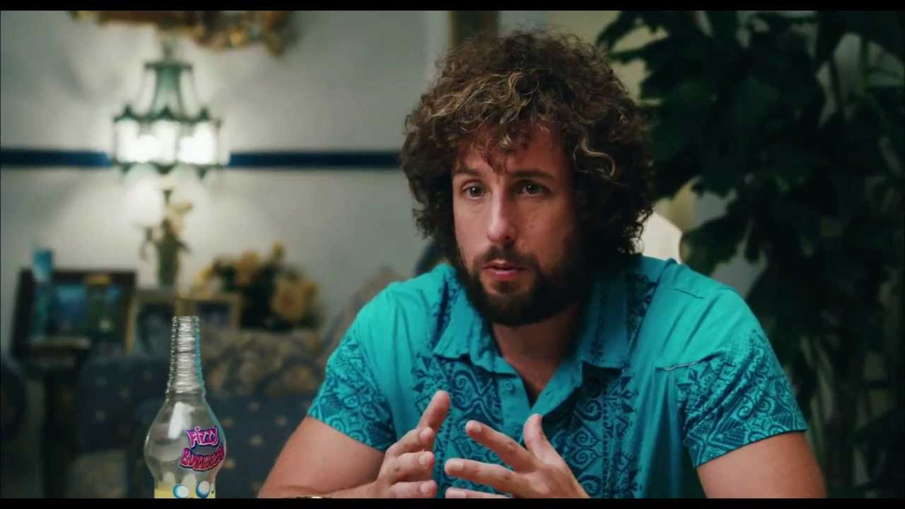 You Don T Mess With The Zohan Official Trailer 1 Hd Youtube