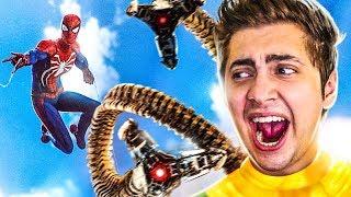AS GARRAS TÃO VIVAS! - SPIDER-MAN - Parte 14