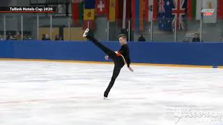 Евгений Семененко КП. Tallink Hotels Cup 2020