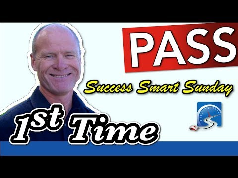 Pass Your Driver's License Road Test First Time :: Questions & Answers :: Success Smart Sunday #1