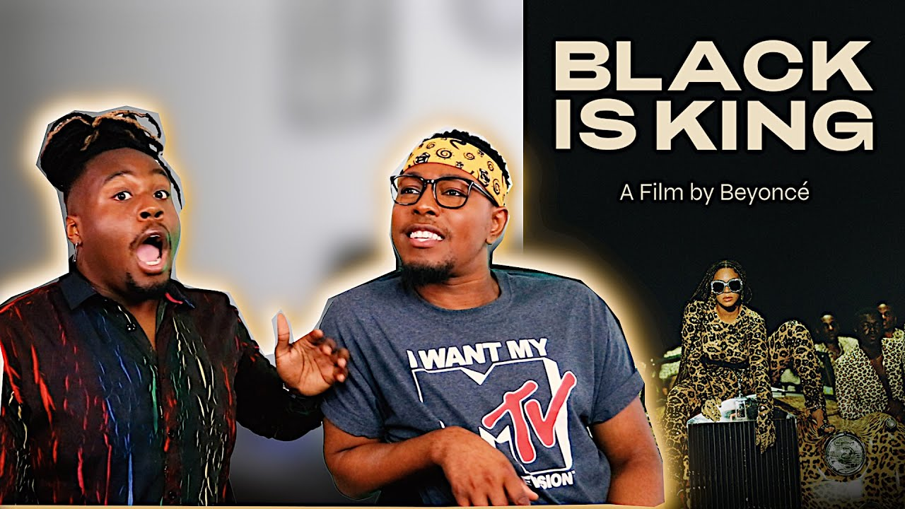 "BEYONCE ""BLACK IS KING"" REACTION!"