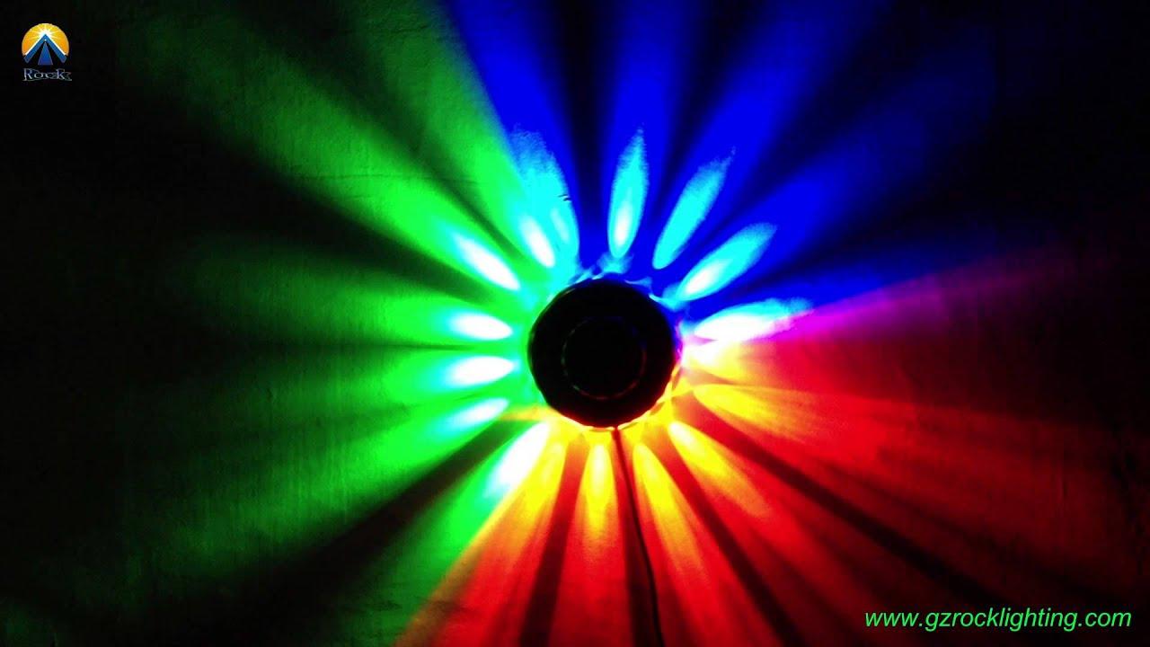 Shock Effect Led Sun Light 48pcs 5mm LED For DJ Wedding Lighteffect 3