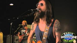 "Chris Robinson Brotherhood - ""Rosalee"" - Radio Woodstock WDST 100.1 - 8/24/12"