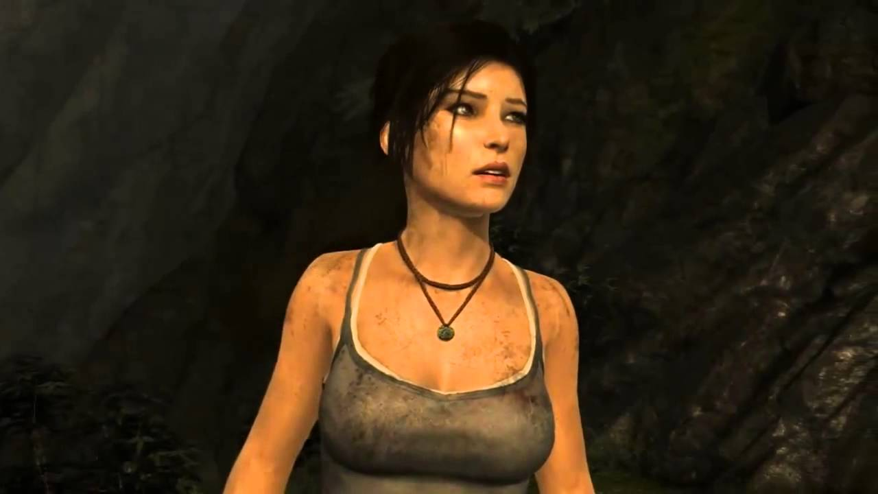 Lara Croft Vs Horse - Hot Nude Photos-5370