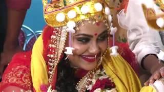 Odia wedding teaser of Meenakshi and Biswajit 2019