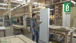 Производство скрытых дверей(Видео нашего столярного цеха по производству скрытых дверей. здесь же мы выполняем изготовление любых..., 2015-03-31T18:10:18.000Z)