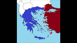 Kardak Krizi Savaşa Dönüşseydi? | Alternatif Türkiye-Yunanistan Savaşı | 1996