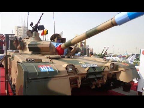Pakistan introduces Al-Khalidoon Tank