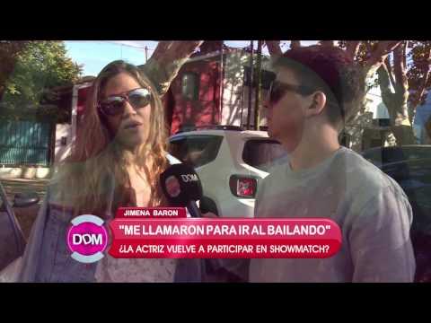 Jimena Barón confirmó su romance con Juan Martín del Potro